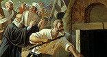 Подвиг рядового 77-го пехотного Тенгинского полка Архипа Осипова 22 марта 1840 года. Козлов, Александр Алексеевич (1818—1884). Фото  http://ru.wikipedia.org/
