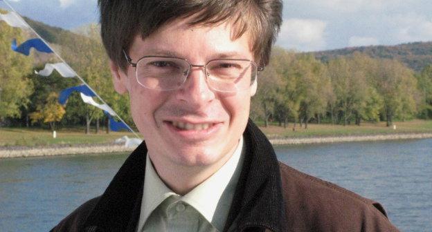 Владимир Бобровников. Фото из личного архива