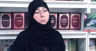 Зарема Багавутдинова. Кадр из видео youtube.com