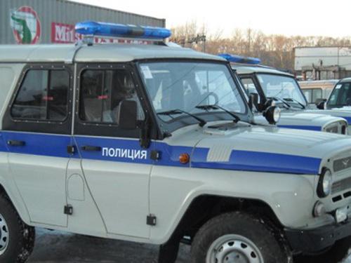 Автомобили полиции. Фото: http://uazcentr.ru
