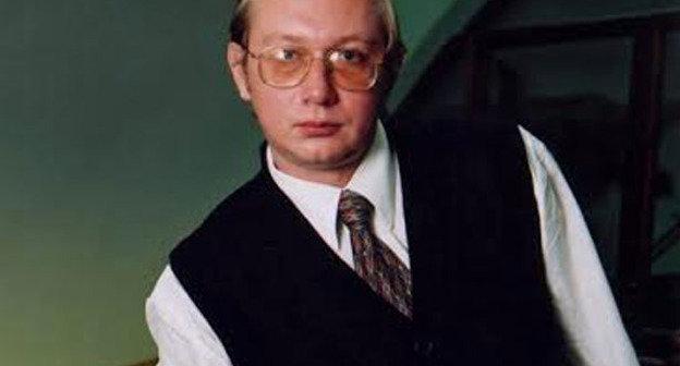 Евгений Крутиков. Фото предоставлено автором из семейного архива