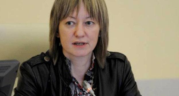 Яна Амелина. Фото с личной страницы wwww.facebook.com