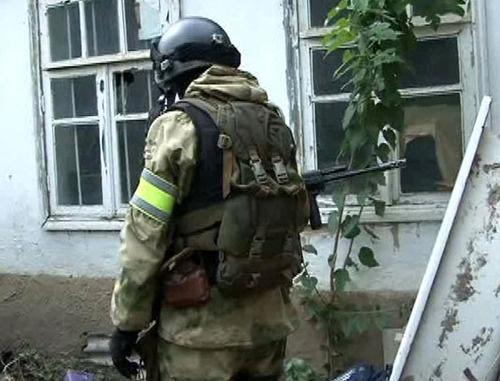 Сотрудник правоохранительных органов. Фото http://nac.gov.ru/