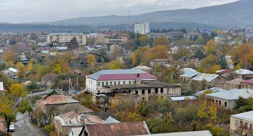 Цхинвал, Южная Осетия.