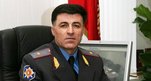 Леонид Дзапшба. Фото Ибрагима Чкадуа.