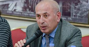 Иосиф Арчвадзе. Фото: Александр Имедашвили www.newsgeorgia.ru