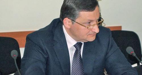 Беслан Эшба. Фото http://www.ekhokavkaza.com/
