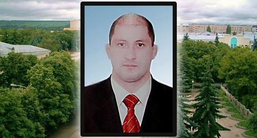 Мухамед Кунижев. Фото: http://www.parlament09.ru/node/46