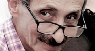 Эмиль Адельханов. Фото Ираклия Чихладзе. http://southcaucasus.com/index.php?p=emil