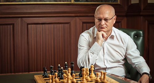 Игорь Бестужий. Фото: сайт семьи Игоря Бестужего. http://bestuzhiy.ru/?page_id=414