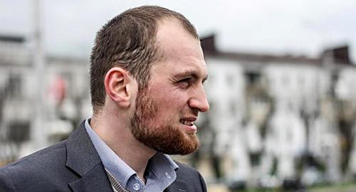Тимур Куашев. Фото: личная страница вконтакте. http://vk.com/timur.kuashev