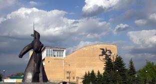 Ставрополь, Крепостная (Комсомольская) горка. Фото Tigran, commons.wikimedia.org/wiki/File:Stavropol_Krepostnaya_gorka.jpg, файл доступен по лицензии Creative Commons Attribution-Share Alike 3.0 Unported