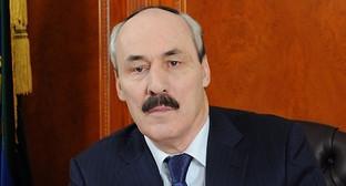 Абдулатипов Рамазан Гаджимурадович. Фото: http://dagestan.er.ru/