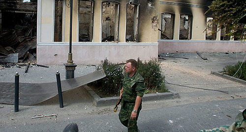 Южная Осетия, август 2008. Фото:  vasiliykhokhlov https://www.flickr.com/