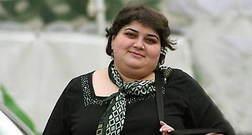 Хадиджа Исмайлова. Фото: http://www.radioazadlyg.ru/content/article/24508511.html