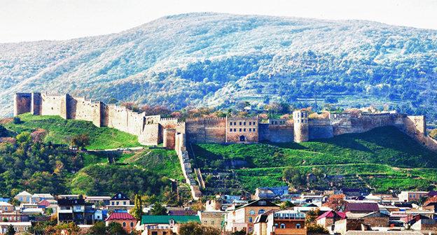 Крепость Нарын-Кала, нагорная часть Дербента, Дагестан. Фото: http://derbrayon.ru/photo