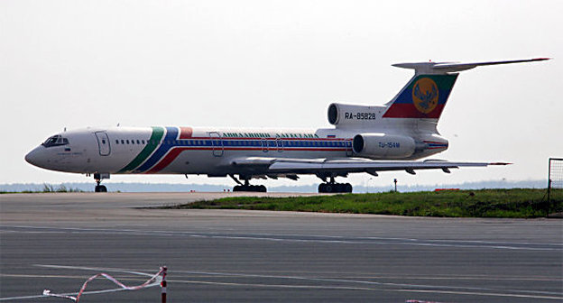 "Самолёт ""авиалинии Дагестана"". Фото: http://www.minpromtransrd.ru/news/aeroport"