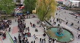 Площадь Михайловска. Фото: http://my1999.ru/photos/4f5c74a2cc7a671e9f000018