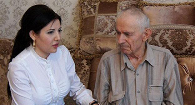 Альбина Сункулиева. Фото http://www.riadagestan.ru/