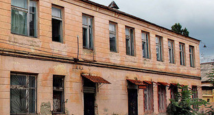 Здание филармонии в Нальчике. Фото: Пресс-служба Главы и Правительства КБР