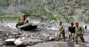 Дарьяльское ущелье Грузии. Фото: пресс-служба МВД Грузии