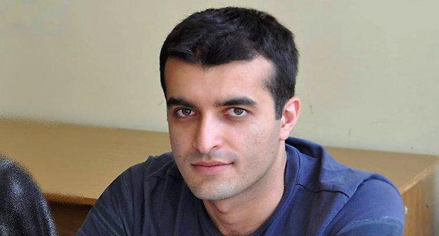 Расул Джафаров. Фото с личной страницы в Facebook, https://www.facebook.com/rasul.jafarov/photos_stream