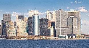 Нью-Йорк. Фото: Diliff https://ru.wikipedia.org