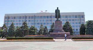Мэрия Махачкалы. Фото: Аль-Гимравий https://ru.wikipedia.org