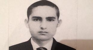Наузов Ваха Вахидович 1974 г.р., пропал 20 июня 2003 года. Фото предоставлено участниками акции