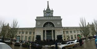 Здание вокзала в Волгограде. Фото Олега Димитрова http://files.volfoto.ru/original/2/21071271743193265318.jpeg