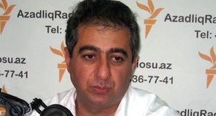 Губад Ибадоглу. Фото: RFE/RL