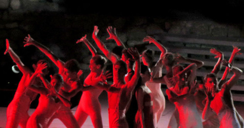 """Премьера оперы """"Огненное кольцо"""". Нагорный Карабах, 1 сентября 2014 г. Фото Алвард Григорян для """"Кавказского узла"""""""