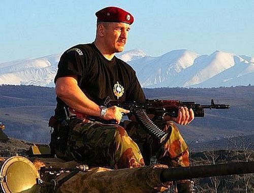 Сергей Меликов. Фото: страница ВДВ:. НИКТО, КРОМЕ НАС... http://vk.com/vdv_v_rossii