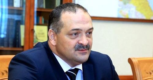 Сергей Меликов. Фото http://www.riadagestan.ru/