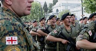 Солдаты грузинской армии. Фото: http://raznesi.info/blog/post/1701