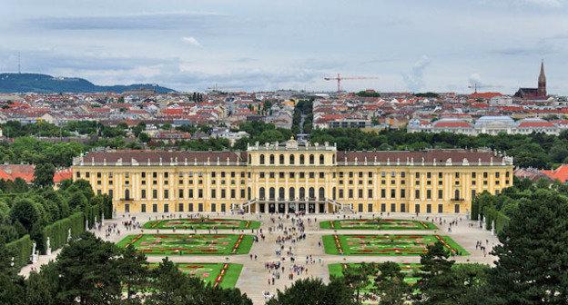 Вена, Австрия. Фото: Yelkrokoyade https://upload.wikimedia.org