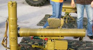 "Противотанковая управляемая ракета ""Фагот"". Фото: Suradnik13 https://ru.wikipedia.org"