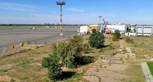 Аэропорт в Астрахани. Фото: Dogad75 https://ru.wikipedia.org