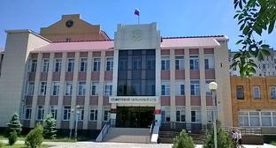 Советский районный суд Астрахани. Фото http://sovetsky.ast.sudrf.ru/