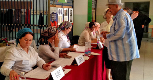 Избирком Чечни заявляет о высокой явке на выборах в органы местного самоуправления