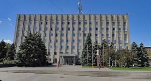 Администрация Таганрога. Фото: Яндекс.Панорама