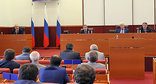 Заседание 39 сессии Народного Собрания Республики Дагестан. Фото: http://www.nsrd.ru/pub/novosti/zasedanie_39_sessii_narodnogo_sobraniya_respu_10_09_2014
