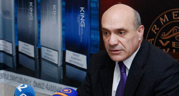 Ашот Меликян. Фото: Panarmenian Photo