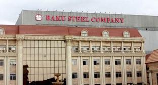 Сталелитейный завод в Баку. Фото http://haqqin.az/news/30137