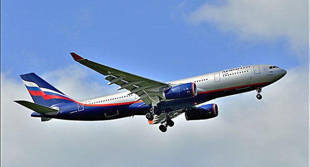 Airbus A330 авиакомпании Аэрофлот. Фото: http://www.ruwings.ru/photo/aeroflot/aeroflot-a330-1