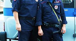 Сотрудники полиции. Фото: http://30.mvd.ru/