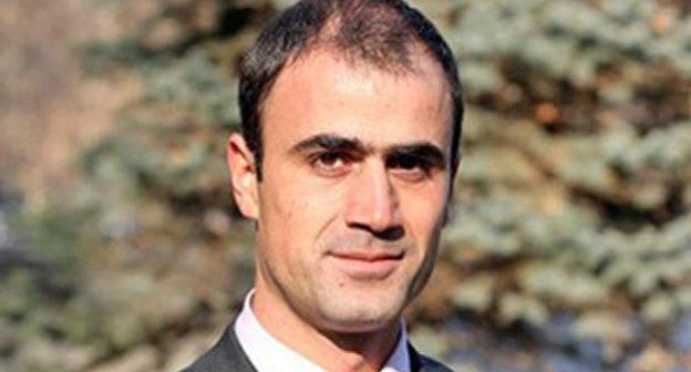 Заместитель министра культуры Армении Нерсес Тер-Варданян. Фото: http://nyut.am/archives/127431?lang=ru