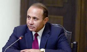 Премьер-министр Овик Абрамян. Фото: http://rus.azatutyun.am/content/article/25379438.html