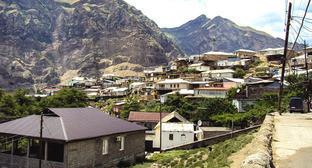 Село Гимры Унцукульского района Дагестана. Фото: Шамиль Магомедов http://www.odnoselchane.ru/