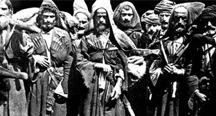 Черкесский конный полк. Фото http://www.ekhokavkaza.ru/